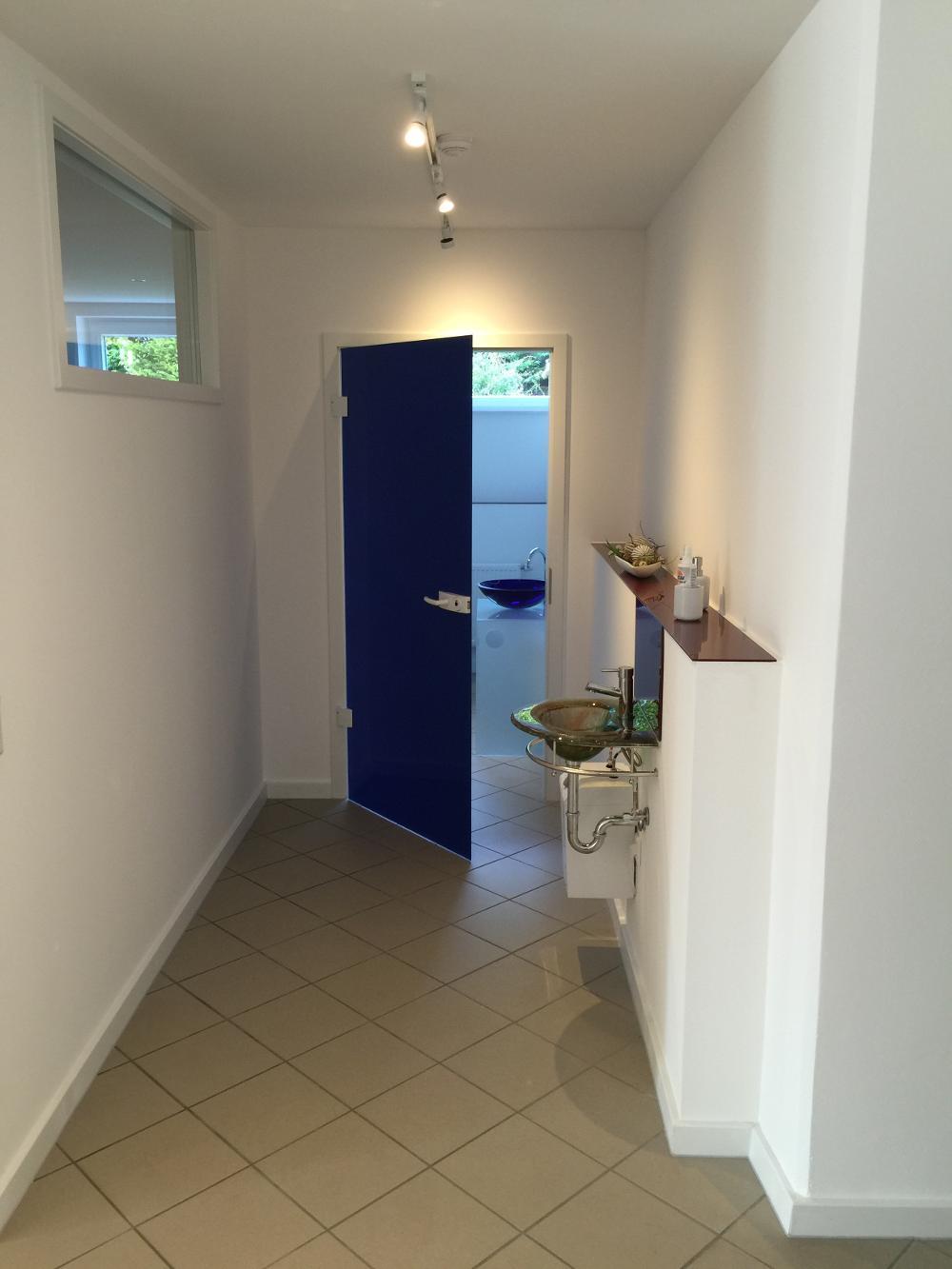 Toilettenbereich Physio-Föhr