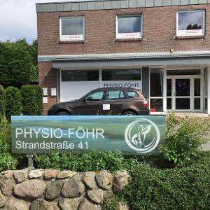 Außenansicht Physio-Föhr