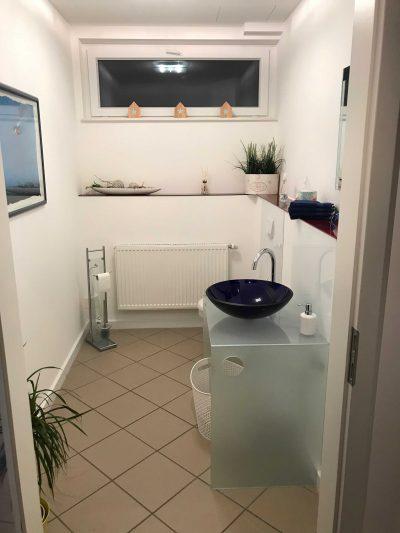 Toilette Physio-Föhr